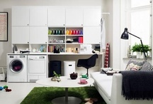 Laundry Rooms / by Claudia