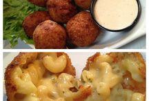 Fried food / by Blossom Shaffer