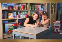 Classroom supports and teaching / by Sherry