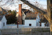 Everything Williamsburg... / Mostly Colonial Wiiliamsburg, but interspersed with other attractions of interest in the area... / by Carol Friese