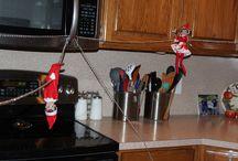 Elf on shelf / by Danielle Sereluca
