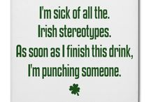 IRISH AZ THEY COME / by K. Scot Mcclinton