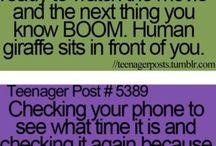Funny! / by Jasmine Davis