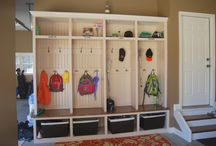Garage {storage projects} / by Deanna Poulsen