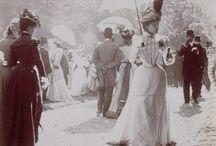 La Belle Epoque / Art Nouveau, Jugendstil, Wiener Secession, Liberty, Edwardian, Modernism / by Rene Naebers