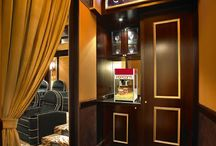 Theatre Rooms and Man Caves / by Carrie Millsap