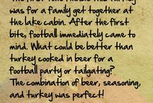 Tailgating / by Peggy Regan
