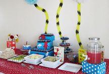 Dr. Seuss Party / by Misty Liford Baker