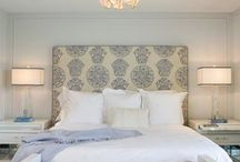 Bedrooms / by Shirley Waldow