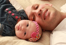 Baby and daddy photography / by Kim Robertson