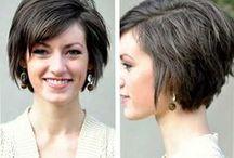 short haircuts ♡ / by Lili Salas