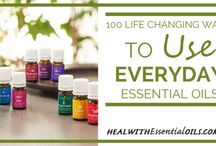 Essential Oils / by Patricia Roebuck