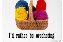 Crochet-misc / by Cheryl Chandler-Barker