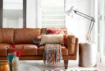 too many decor styles  / by Carly Djosovic