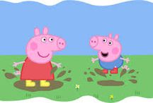 Peppa Pig / by Ailie Maurice