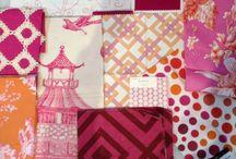 Wallpaper & Fabric / by MattieLuxe