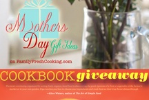Mother's Day / Gift ideas and recipes to celebrate motherhood.  / by Marina Delio