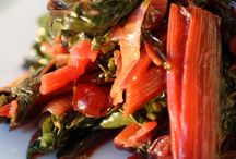 Vegetable recipes to keep / by Deirdre Reid