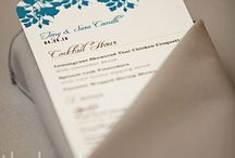 menu cards / by Tri Trinh