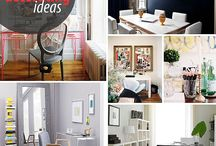 Study/Craft room / by Carly Williams