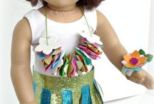 American Girl Costumes / by Melissa Souliere