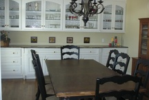 Dining Room / by Chrissy Gallagher
