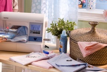 Sewing Room / by Willow Forrestall