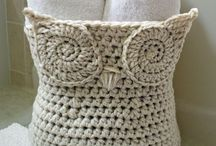 Creative Crochet / by The Studio Knitting & Needlepoint Shop