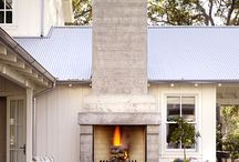 Porch ideas and outdoor spaces  / by Sadie Garland