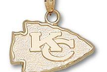 Kasas City Chiefs Jewelry / by Joy Jewelers