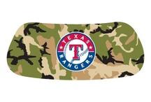 Texas Rangers / by EyeBlack.com