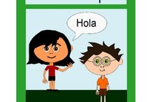 Spanish Books for Kids / Great Spanish books to help kids learn Spanish / by Yvonne Crawford