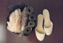 My Products 내 작품들 / Momoish on Etsy(: www.etsy.com/shop/momoish 모모처럼... 울, 양모, 팰트, 손뜨개, 그리고 펠트들... / by Loias