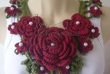 Crochet Jewelry / by Maria Alvarado