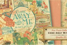 Come Away with Me / by Graphic 45®