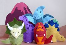 Finger puppets and hand puppets / by Debra Drake