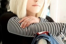 android 18 (Dbz) / by Daiva Channing