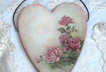 Hearts / by Tresia Mitchell