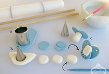 Cakes/fondant how to / by Deb