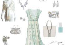 Makes me wish I wore dresses / by Melody Garner Bills