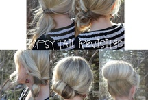 Hairstyles galore!!!! / by Claire Vogelpath-de Iongh