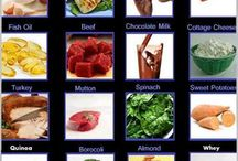 Healthy food / by Joy Haken