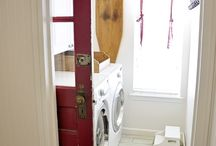 laundry room / by Ashley Olsen