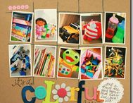 Scrapbooking / by Amy Wiff