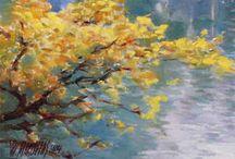 arte-impressionismo / by Kaminy Herrador