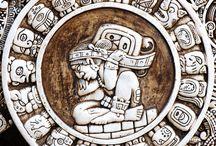 maya :: inca :: aztec :: moche / by Sammy Thinks