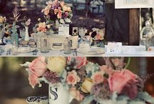 Pretty Outdoor Settings / we love outdoor vintage inspired events at www.prettylittlevintage.com.au... here are some of our favourites! / by Pretty Little Vintage {Melbourne}