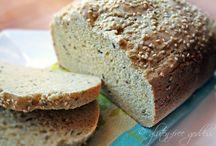 Recipes - Bread / by Erin Hansbury
