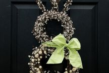 Wreaths / Feeling randomly inspired to make a wreath for every occasion/season! / by Kathryn Whitmore