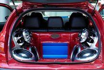 Cool Car Audio / by Hifonics